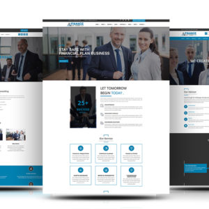 Divi Finance & Consulting Theme