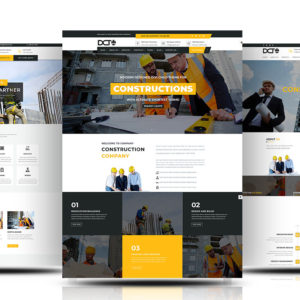 Divi Construction Theme