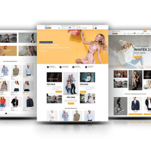 Premium Multi-purpose Responsive woocommerce child theme for Divi
