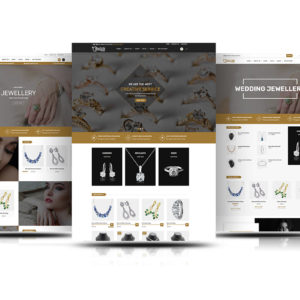 Divi Jewelry Woocommerce Child Theme