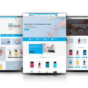 Divi Pharmacy Woocommerce Child Theme