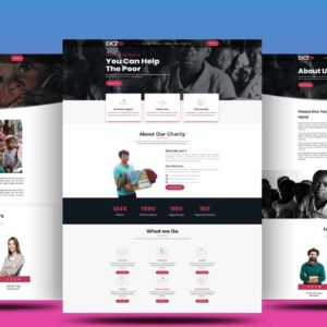 best divi charity theme