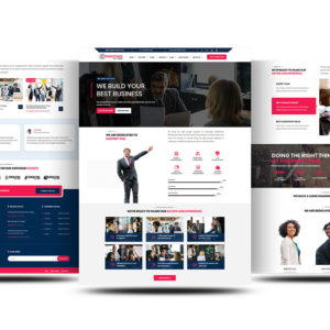 Consulting Divi Theme