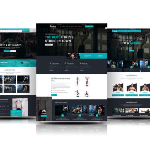 Divi Fitness Theme
