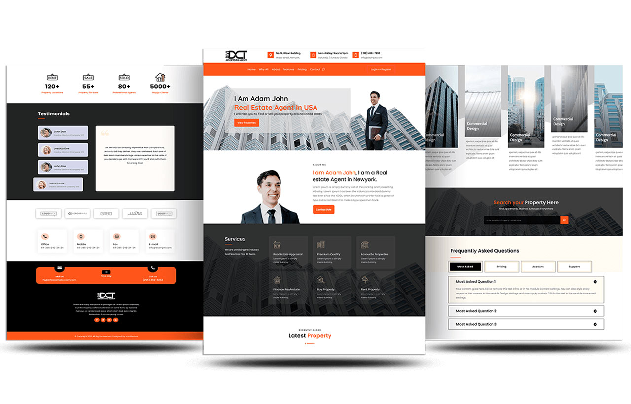 free-divi-real-estate-layout-by-DCT